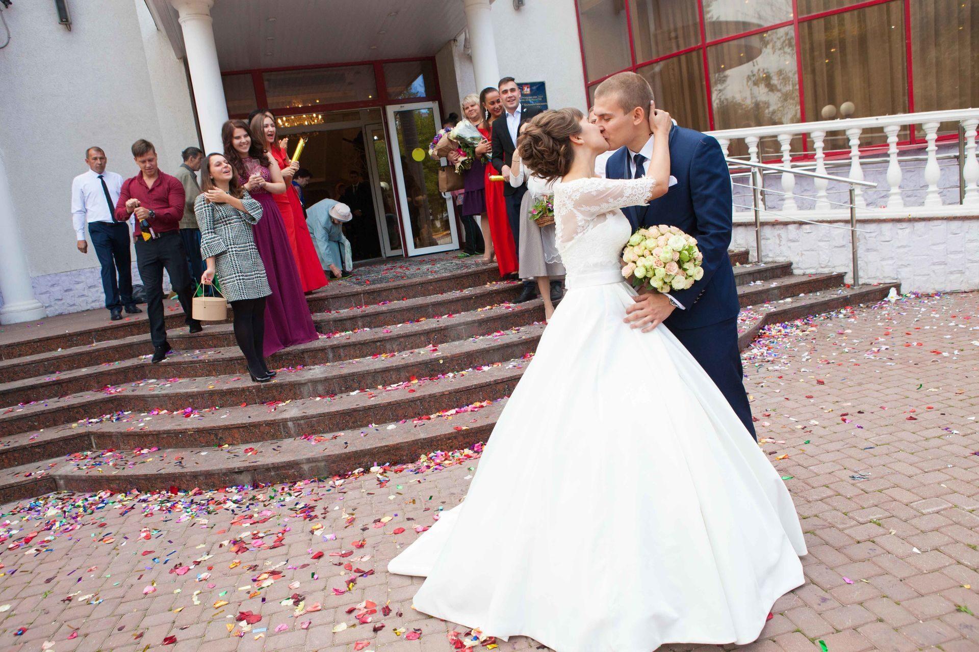 Свадьба без росписи в загсе